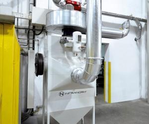 Lufttechnik INFRANORM Brand- & Explosionsschutz-Systeme