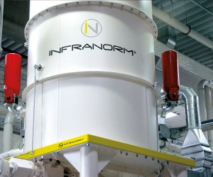 Lufttechnik INFRANORM Brandschutz