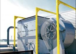 Energietechnik -Produktionskühlung
