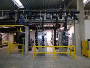 Prozesswärme/ -kälte: Systemauswahl und Errichtung von Prozesswärme / -kälte Anlagen für mehr Effizienz und weniger Kosten.