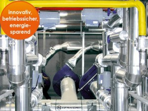 Sonderanlagen: Engineering und Anlagenbau für Spezialinfrastruktur und Verfahrenstechnik.