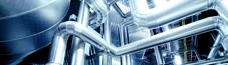 Lüftungsanlage von INFRANORM® - Industrielle Lüftungsanlage