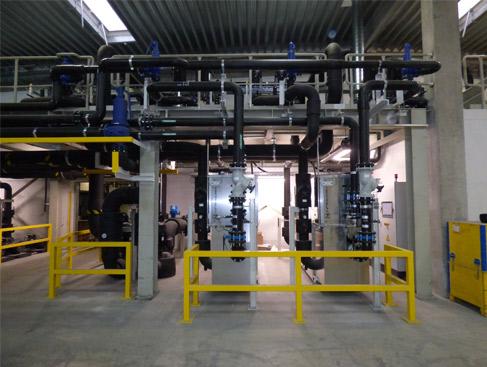 Brand- und Explosionsschutz (ATEX): Entlastungs-, Unterdrückungs- und Löschsysteme für Entstaubungsanlagen