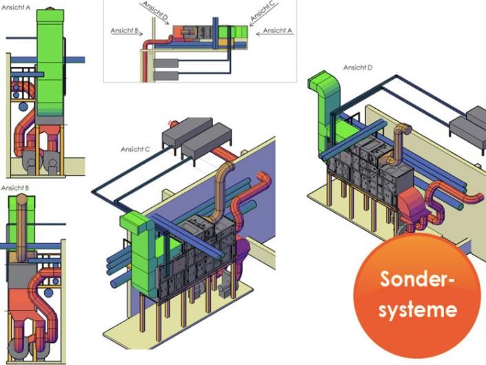 Sonderanlagen - Spezial-Anlagenbau