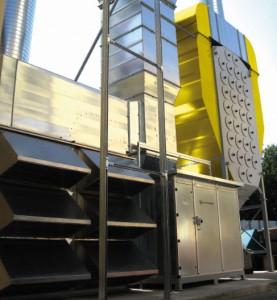 Industrielle Luftreinhaltung: Neue Technologien zur Luftreinhaltung für Produktionsbetriebe